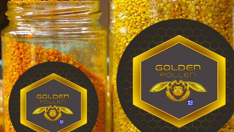 Βιολογική Νωπή Γύρη μέλισσας 250γρ