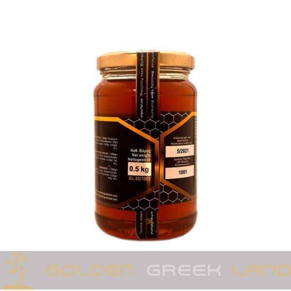 Blossom honey 500 gr, 0,5 kilo by, Golden Greek Land