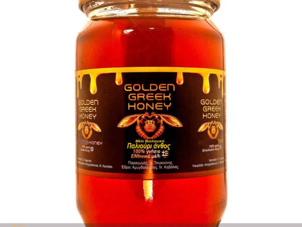 Βιολογικό Μέλι από παλιούρι 1kg