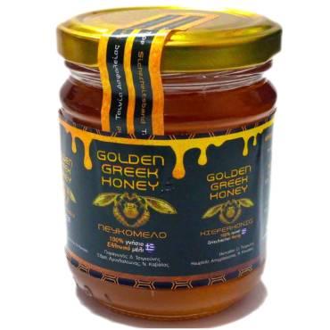 Propolis im Honig 250gr – Direkt vom Imker – Golden Greek Honey